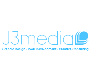 J3media: graphic design, web design